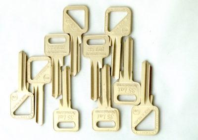 Systemy jednego klucza